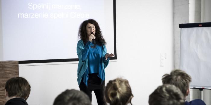 Monika Górska - storytelling biznesowy to moja pasja