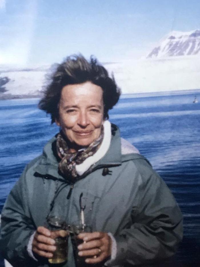 Ann - Ciocia Moniki Górskiej - eksperta storytellingu