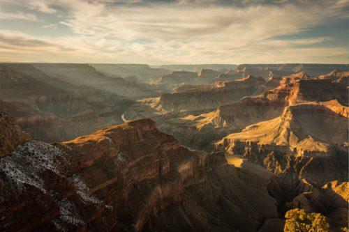 Wielki Kanion, w którym była Monika Górska - ekspert storytellingu biznesowego