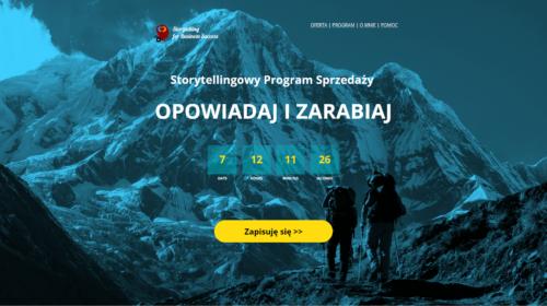 Opowiadaj i zarabiaj storytellingowy program sprzedażowy