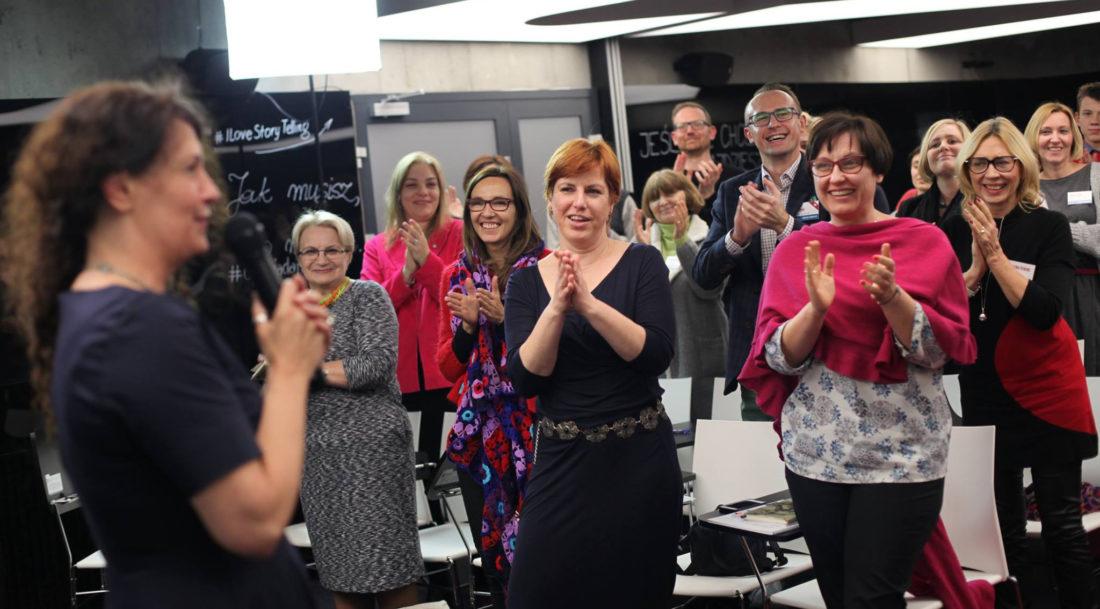 Pierwsza dwudniowa konferencja storytellingu biznesowego w Polsce