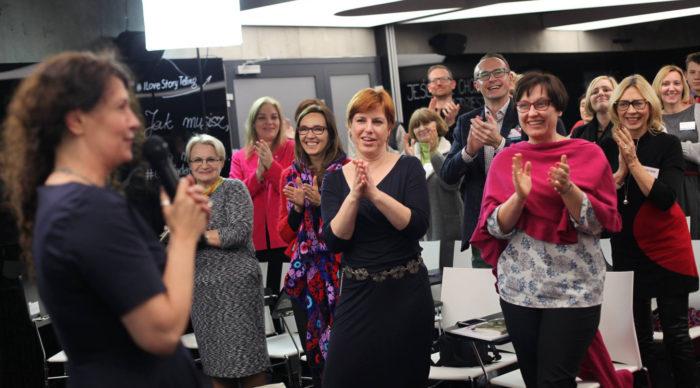 Pierwsza dwudniowa konferencja storytellingu w Polsce