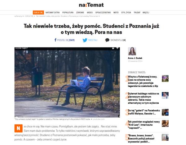 NaTemat artykuł Monika Górska